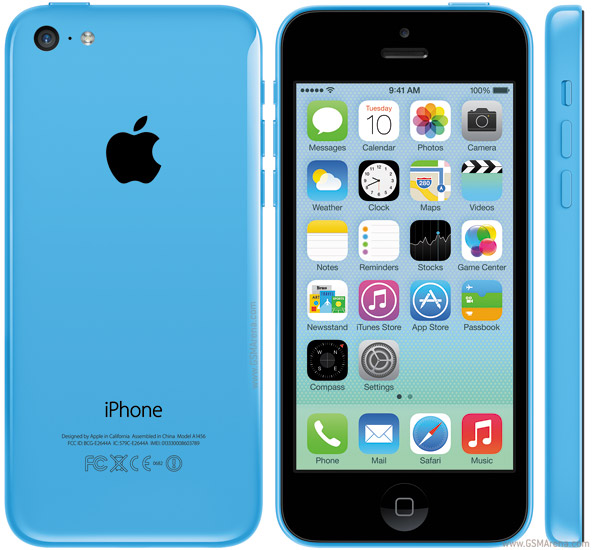 تاریخچه ی apple iphone 5c